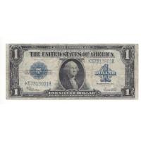 1923 $1 SILVER CERTIFICATE $1 F12
