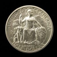 1935-S California-Pacific 1/2$ MS63