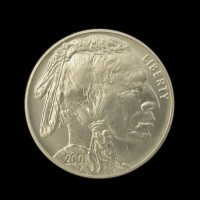 2001-D American Buffalo $ MS65