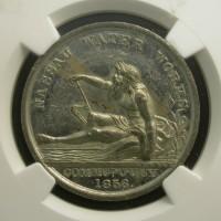 1859 SC$1 MS60 NGC