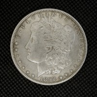 1892-S MORGAN DOLLAR $1 VF35
