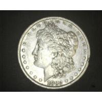 1882-O/S MORGAN DOLLAR $1 EF40