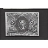 5 Cent Cent 5c (Nickel) AU50