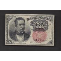 10 Cent Cent 10c AU50