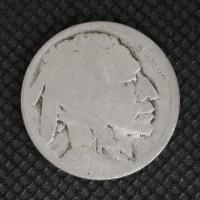 1917-S BUFFALO NICKEL 5c (Nickel) G4