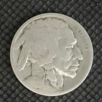 1926-D BUFFALO NICKEL 5c (Nickel) AG/G