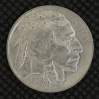 1929 BUFFALO NICKEL 5c (Nickel) MS64+