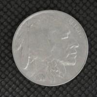 1931-S BUFFALO NICKEL 5c (Nickel) AU50