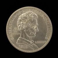 1918 Illinois 1/2$ MS63