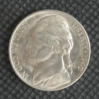 1940-D JEFFERSON NICKEL 5c (Nickel) MS63 FS
