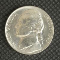 1940 JEFFERSON NICKEL 5c (Nickel) MS63 AFS