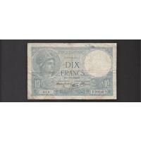 FRANCE, 1939 10 Francs F12 P84