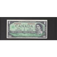 CANADA, 1967 $1 VF30 P84b