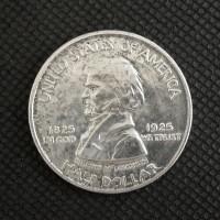 1925 Fort Vancouver 1/2$ AU58