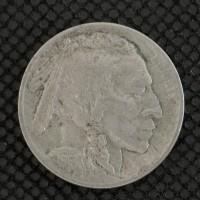 1913 Ty'1 BUFFALO NICKEL 5c (Nickel) EF45
