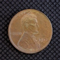 1918-D LINCOLN WHEAT CENT 1c MS65 Brn