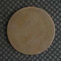 1873 Op3 INDIAN CENT 1c Fr/AG