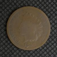 1866 INDIAN CENT 1c G4