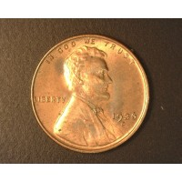 1936-D LINCOLN WHEAT CENT 1c MS64 R&B