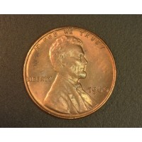 1960 SD LINCOLN MEMORIAL CENT 1c MS63 Brn