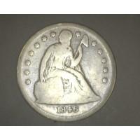 1846-O LIBERTY SEATED DOLLAR $1 G4