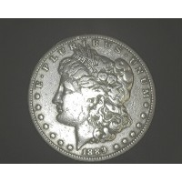 1889-CC MORGAN DOLLAR $1 F18