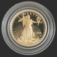 1996 $5 1/10oz GOLD EAGLE $5 PF65+