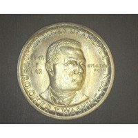 1946-S Booker T Washington 1/2$ MS64
