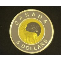 CANADA, 2011 $5 PF65+ DCam KM1130
