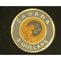CANADA, 2011 $5 PF65+ DCam KM1131