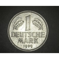 GERMANY, 1959F Mark EF48 KM110