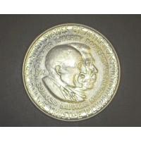 1952 Carver/Washington 1/2$ AU50