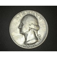 1932 WASHINGTON QUARTER 25c F12