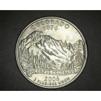 2006-P COLORADO 25C. MS64