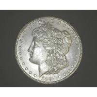 1897-S MORGAN DOLLAR $1 MS63/64